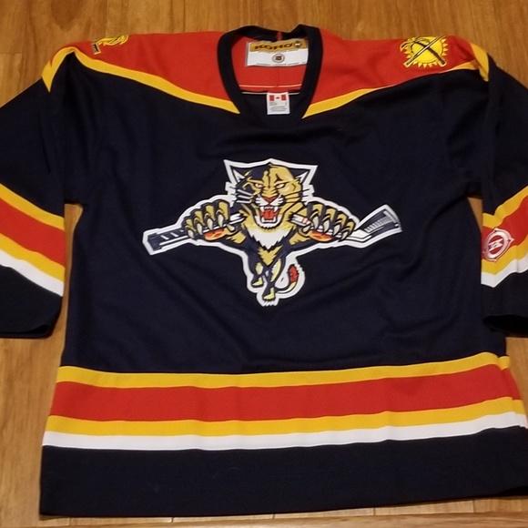 size 40 89b7d ea0a3 Panthers Florida Florida Jersey Jersey Panthers Jersey ...